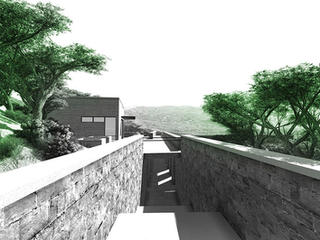 New industrial building, Ioannina