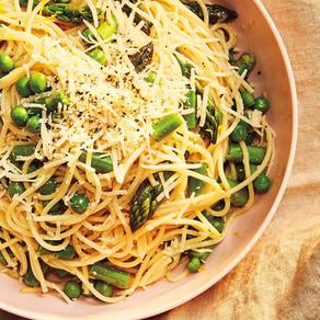Lemony Pasta Primavera