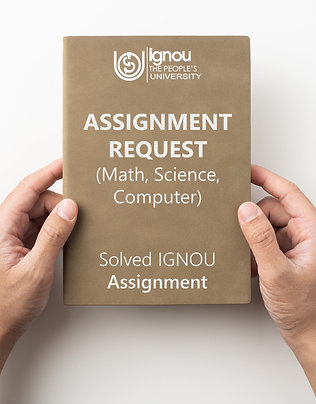 Request to Create Assignment: Math, Science, Computer