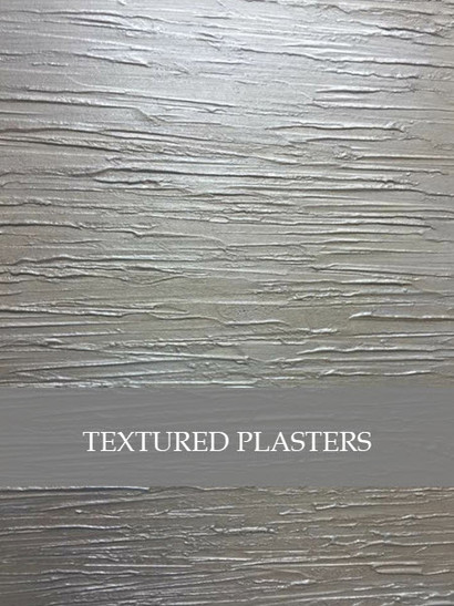 Textured Plasters