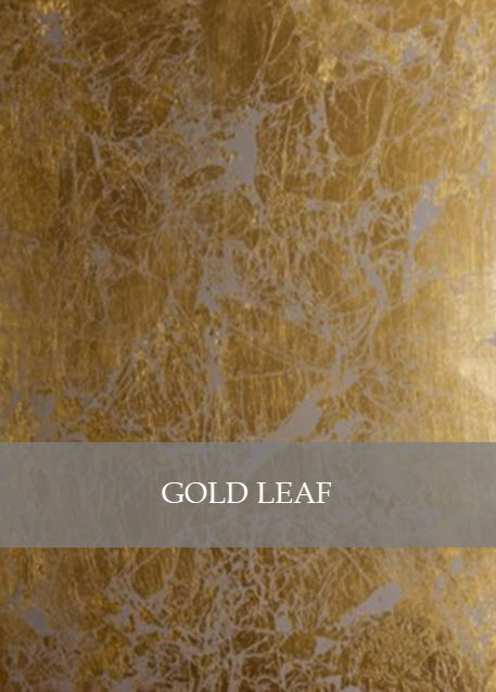 Gold Leaf by Designs by Edwina