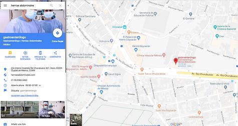 Gastroenterólogo Ciudad de México