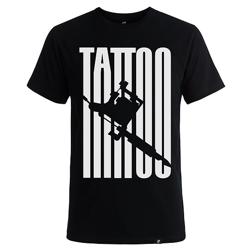 Tattoo Black Tee EB - LIMITED EDITION