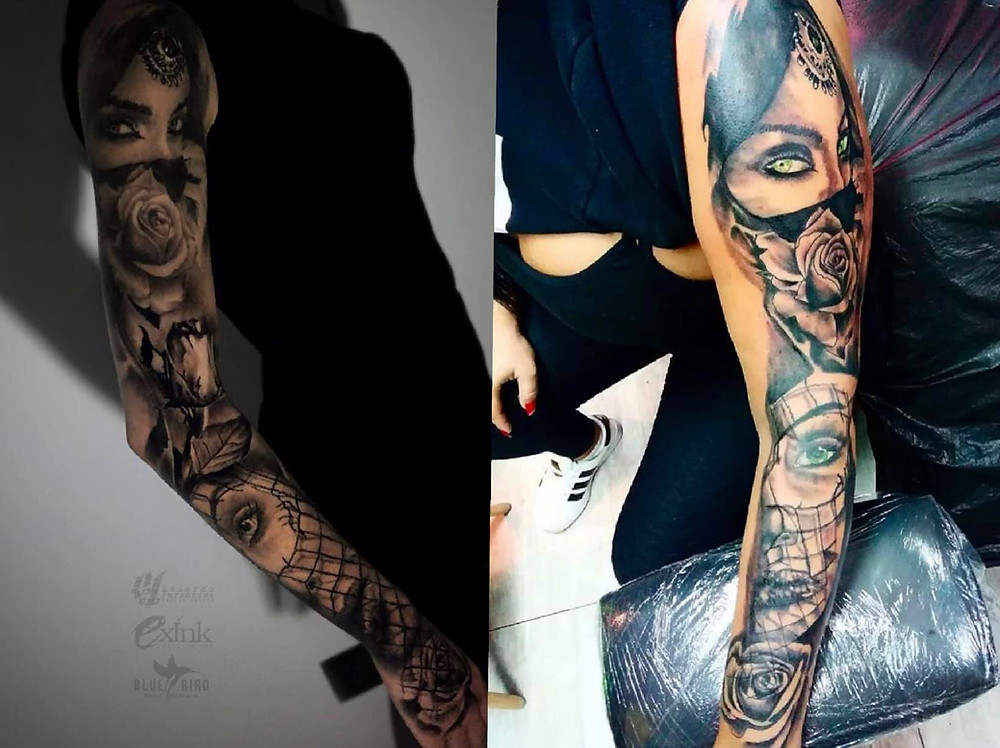 Copia de Tatuagem