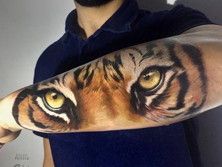 Os Estilos de Tatuagens: Realismo