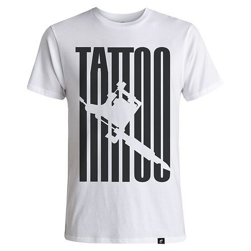 Tattoo White Tee EC - LIMITED EDITION
