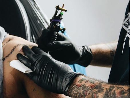 Posso ser Tatuador?