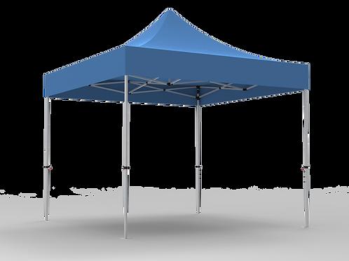 Blue EZ Up Tent