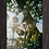Thumbnail: Disco Tree Framed Print by Haley Busch - 8 x 12