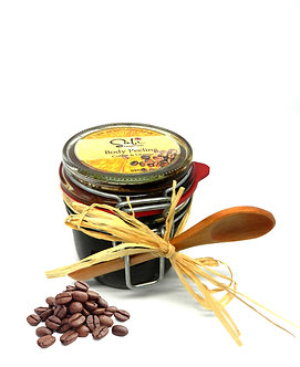 BODY SCRUB - Coffee & Orange