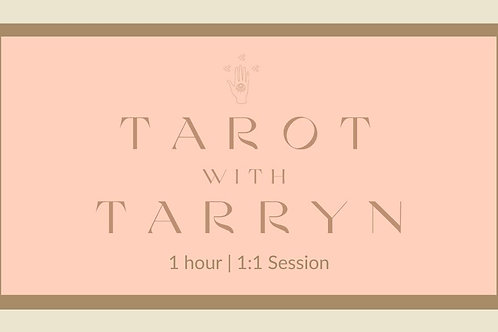 Tarot Reading Session - 1 hour