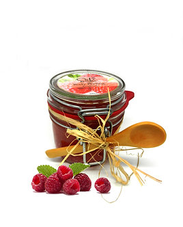 BODY SCRUB - Raspberry