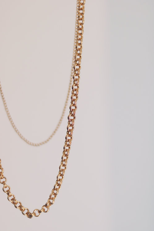 Layered Gold Chain