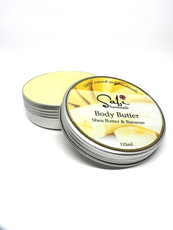 BODY BUTTER - Shea Butter & Banana