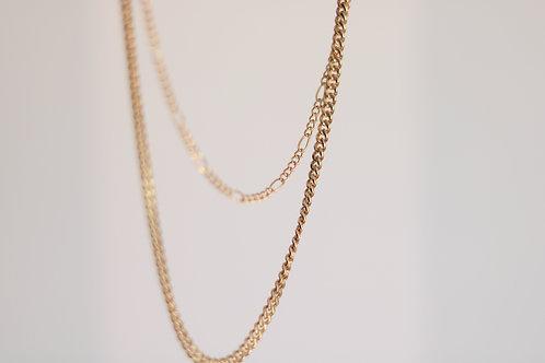 Layered Gold Chain