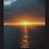 Thumbnail: San Diego Sunset Framed Print by Artist Haley Busch - 8 x 12