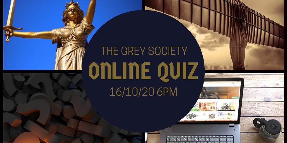 The Grey Society Virtual Quiz