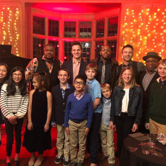 Holiday show for families