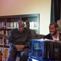 Freddy Cole Quartet with Lionel Cole