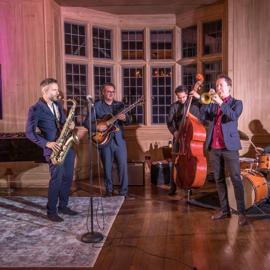 Adrian Cunningham Quintet