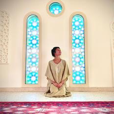Jumeirah mecset látogatás