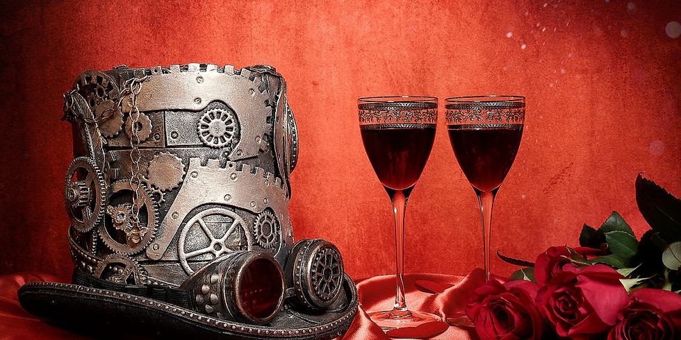 Valentine Wine Club Tunnel of Love