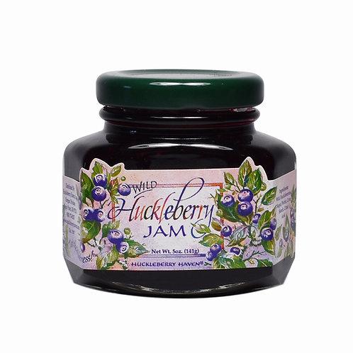 Huckleberry Jam 5 oz.