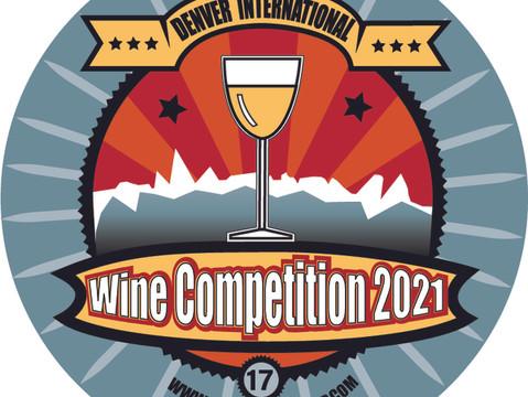 Denver International Wine Competition 2021