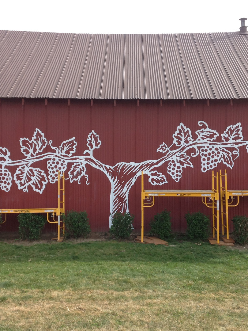 Rural Outdoor Mural