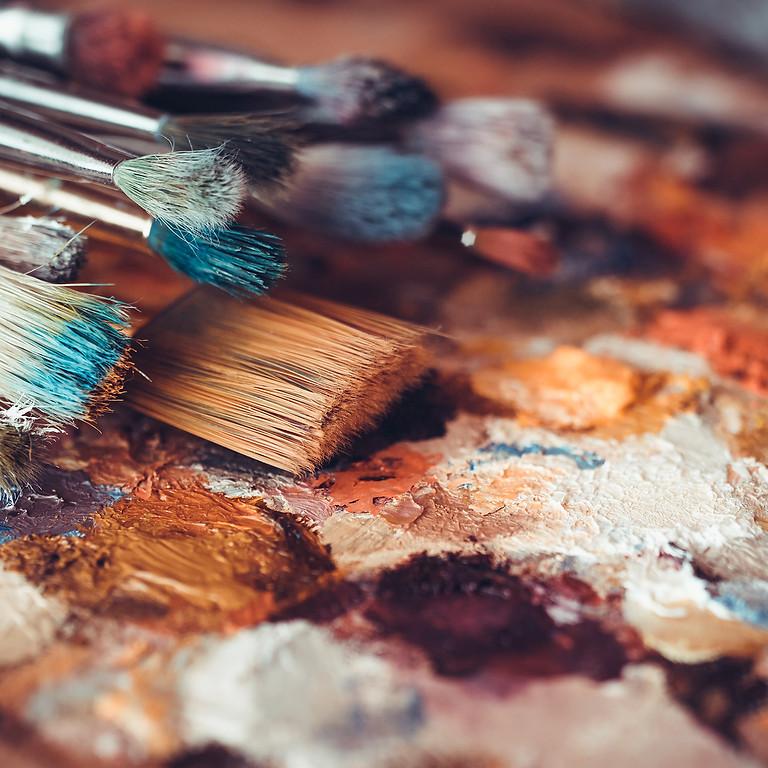 ART at ARTesian - Paint & Wine Night - July 21st