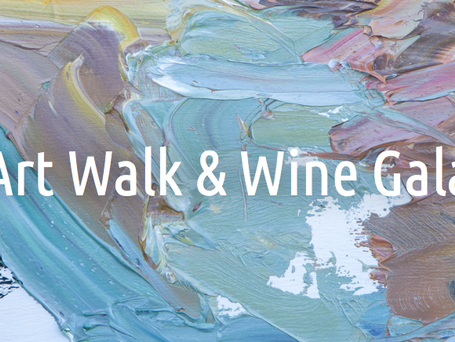 JOIN US THIS WEEKEND FOR THE PROSSER ART WALK & WINE GALA!