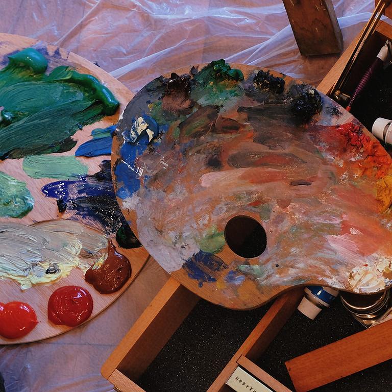 ART at ARTesian - Paint & Wine Night - July 7th