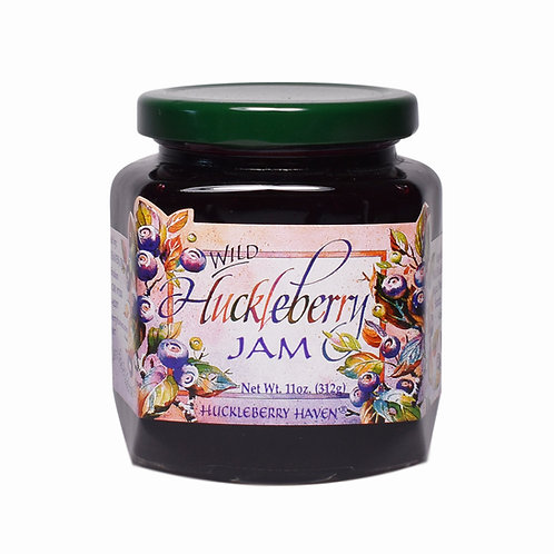 Huckleberry Jam 11 oz.