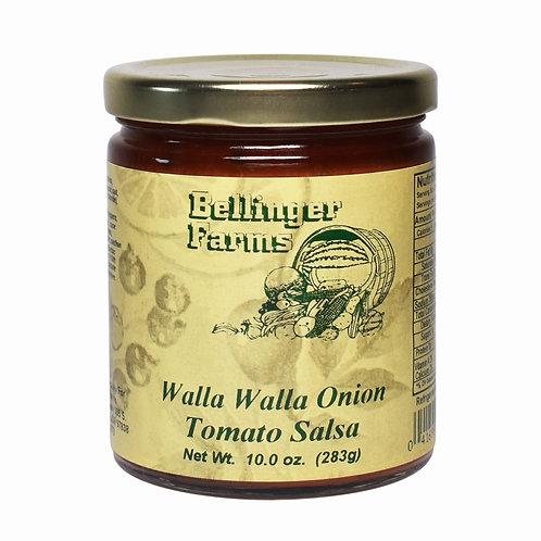 Walla Walla Onion Tomato Salsa