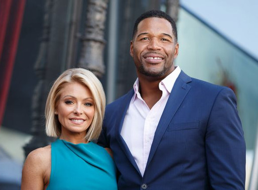 Michael Strahan Opened Up About His Tense Relationship with Former Live Co-Host Kelly Ripa
