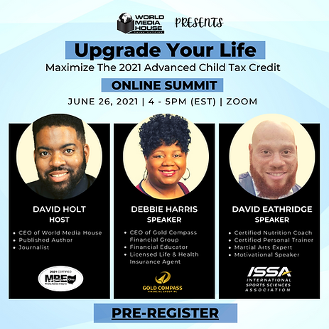 World Media House Presents Upgrade Your