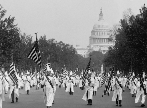Democratic Party: Founders of The Ku Klux Klan