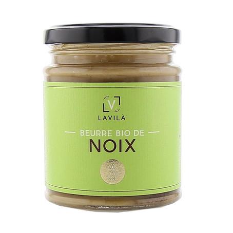 Le beurre de noix - délicieux et bon pour la santé