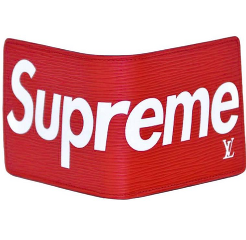 63029743df6f38 Supreme Louis Vuitton Wallet