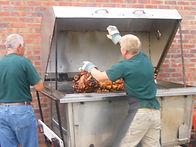 Hog roast skipea