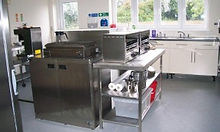 Caterin kitchen skipsea