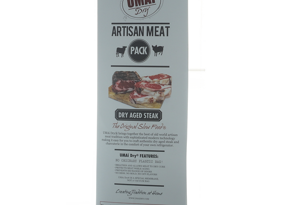 Umai Dry שקיות יישון בשר חבילה משולבת 9 יחידות