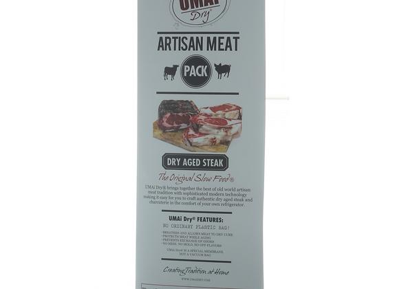 "Umai Dry שקיות יישון בשר 30/60 ס""מ- 3 יחידות"