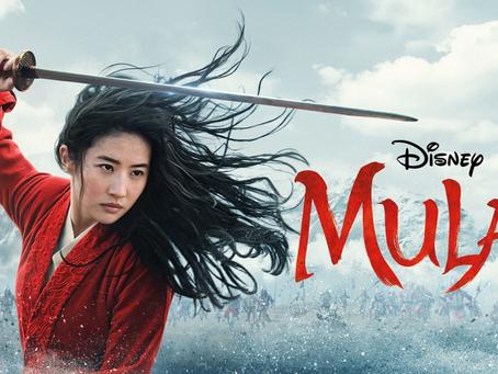 Art Appreciation: Mulan (2020 Film)