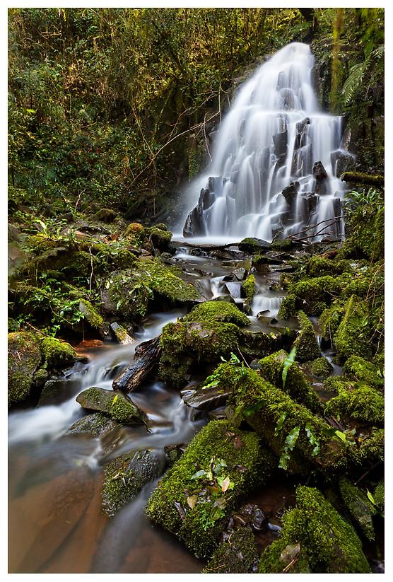 Salto Escalera / Staircase Waterfall