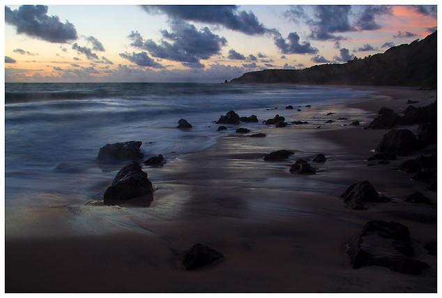 Amanecer en Pipa / Sunrise in Pipa