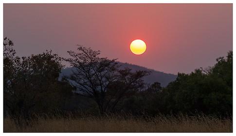 Atardecer de Limpopo / Limpopo Sunset