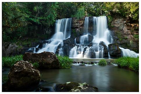 Salto Teodoro Cuenca / Teodoro Cuenta Waterfall