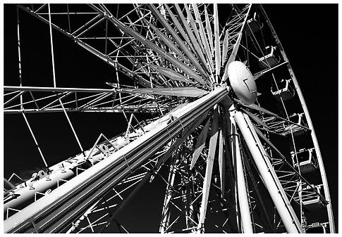 Rueda de Ciudad del Cabo / Cape Town Wheel