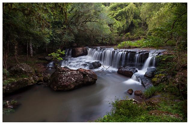 El Salto Mariposa / The Mariposa Waterfall